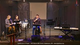 Revelation Live Week 30 The Land and the Sea (Tom Stolz) - 1.5.2018