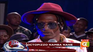Octopizzo Namba Nane Live #10Over10