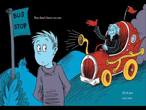 Nick Cave Meets Dr Seuss : Red Right Hand by Dr Faustus Update