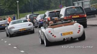 Wiesmann MF-3 Roadster sound!! 1080p HD