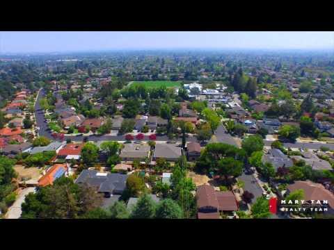 21530 Addington Court - Cupertino, CA by Douglas Thron drone real estate videos tours
