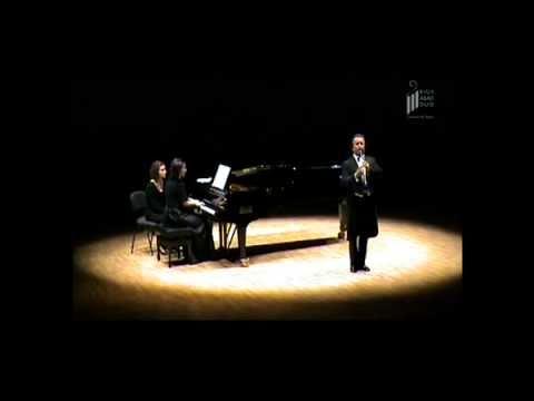 Fantasia Da Concerto Rigoletto Luigi Bassi Rius Abad Duo Youtube