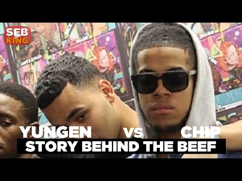 Chip vs Yungen - The Story BEHIND The Beef