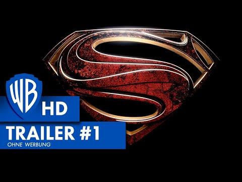 MAN OF STEEL - offizieller Trailer #1: Jonathan Kent deutsch HD