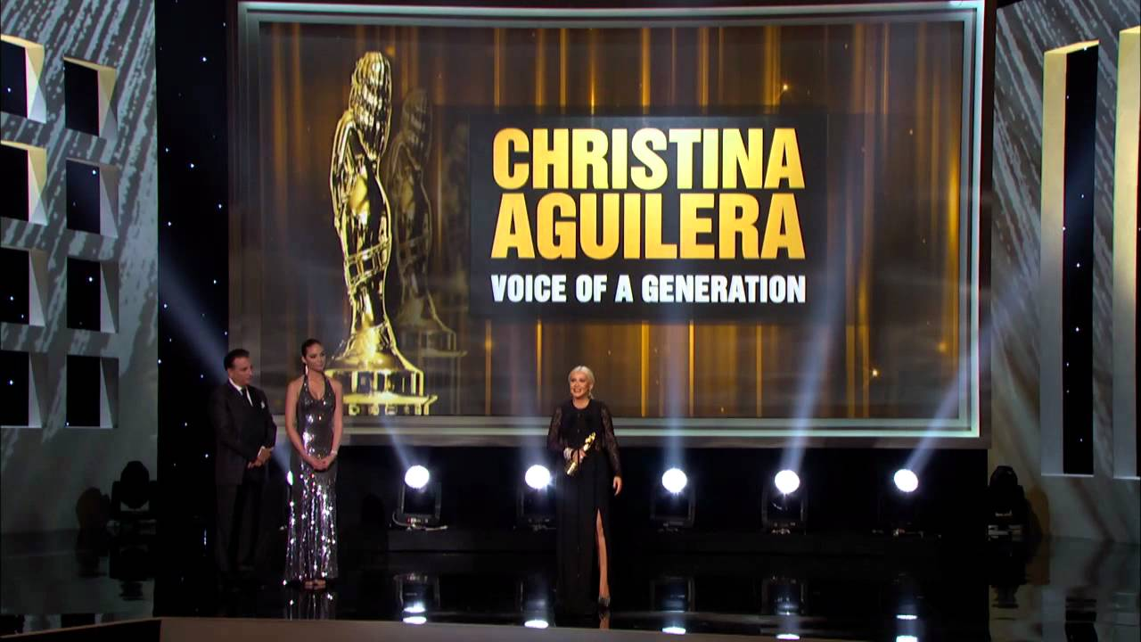 Image result for Christina Aguilera the voice of a generation