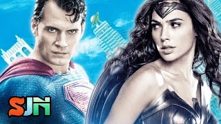 IS Wonder Woman The Superman of the DCEU?