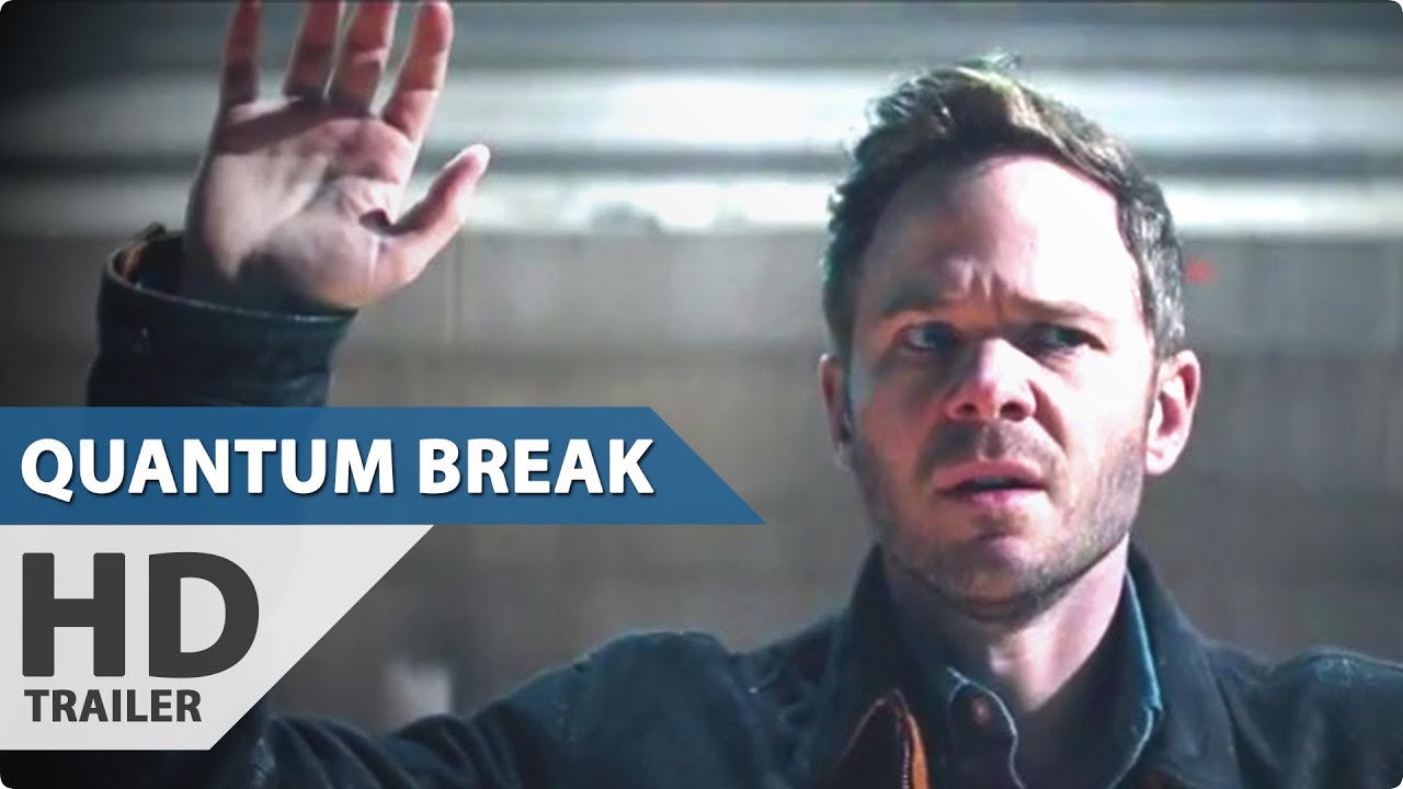 Quantum Break PCXB [Archive Order of the Blue Gartr