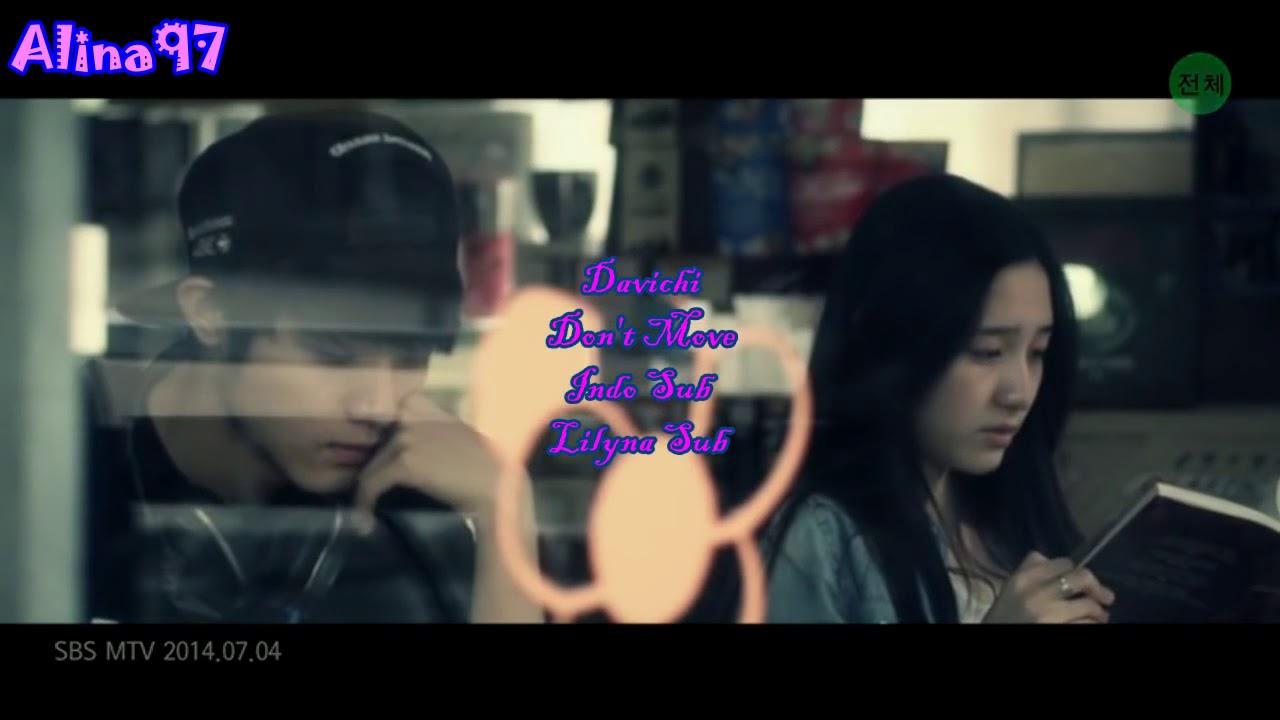 Davichi Don T Move Lirik Dan Terjemahan Youtube
