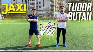 FOOTBALL CHALLENGE VS JAXI TV!!