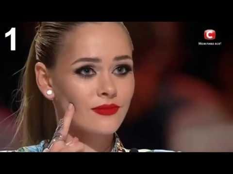 Видео: Топ 7 Лучших выступлений проекта за 2-Кастинг х-Фактор 7 2016