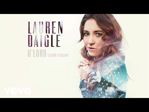 Lauren Daigle  OLord Audio