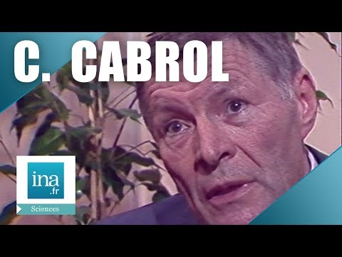 """Christian Cabrol """"Les transplantations cardiaques""""   Archive INA"""