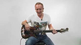 Phil Collen (Def Leppard) - Guitar Lesson