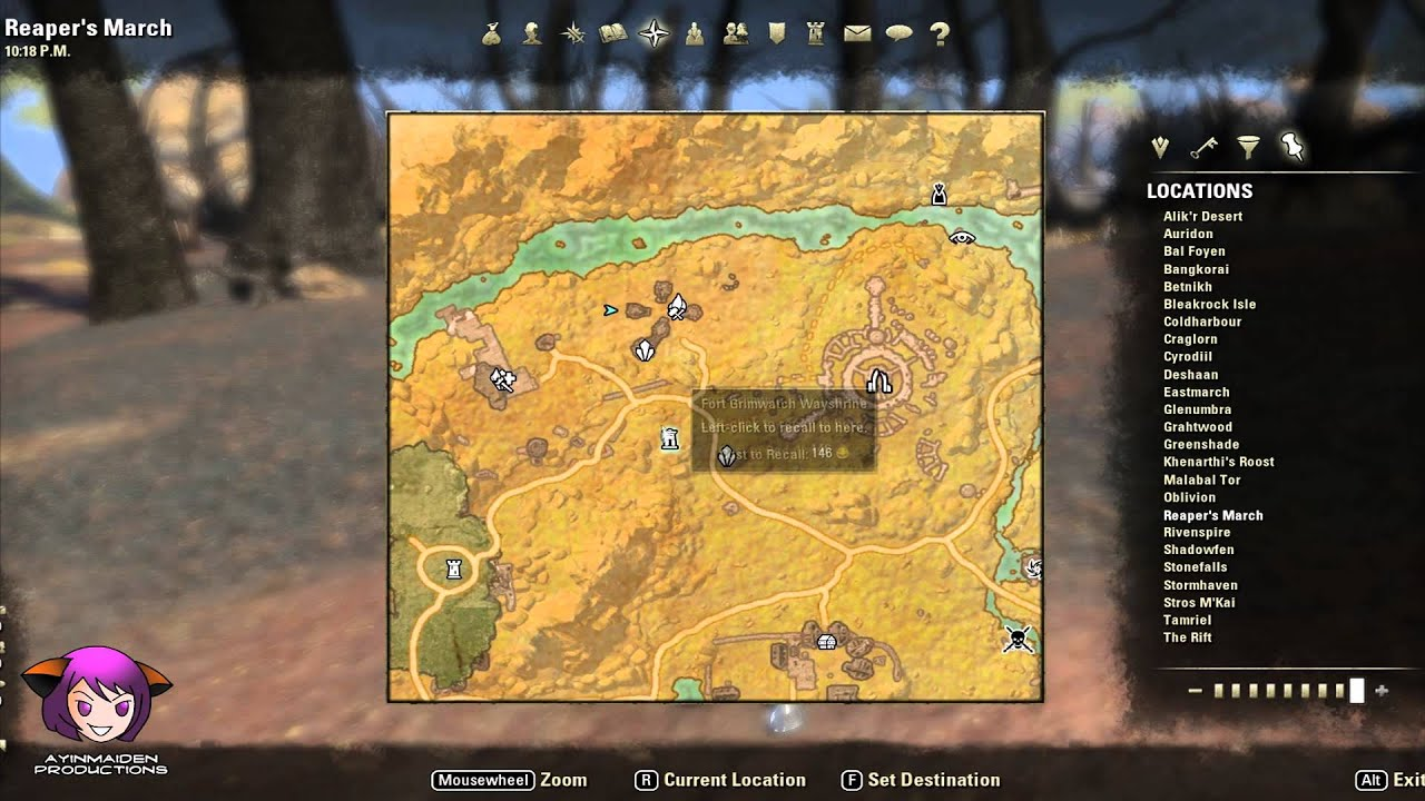ESO] Elder Scrolls Online: Gold Coast Treasure Map II(2 ...