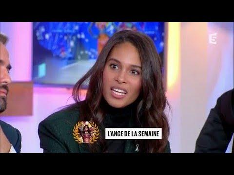 Cindy Bruna : l'ange de la semaine - C l'hebdo 25/11/2017