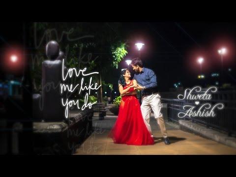 Most Popular Concept Prewedding Song | Shweta+Ashish