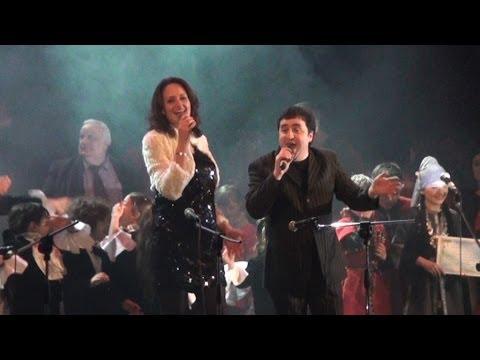 ახალი სიმღერა თოვს Marina Maka Qajaia Tato Goderdzishvili კონცერტის ბანკეტის ვიდეო გადაღებები