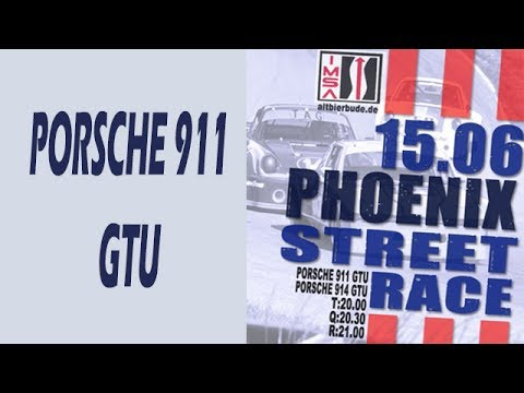 GT LEGENDS -IMSA - Phoenix Street race (USA) - Porsche 911 GTU - Multiplayer