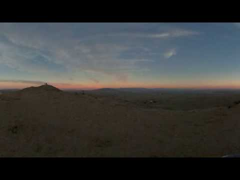 360° - Solar Eclipse Totality in 5K!