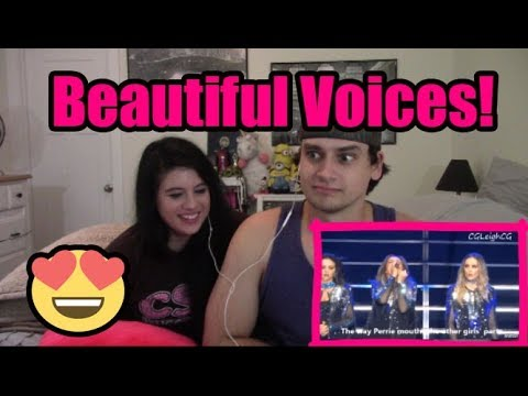 """Little Mix - Admiring Each Other's Voices"" 