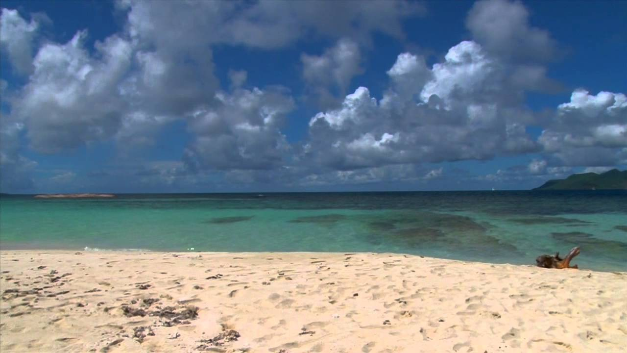 Caribbean Relaxation: CARIBBEAN Relaxation / Meditation Scene