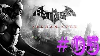 BATMAN ARKHAM CITY REMASTERED - [ESPAÑOL] - CAPITULO 05 - [720P] - PS4