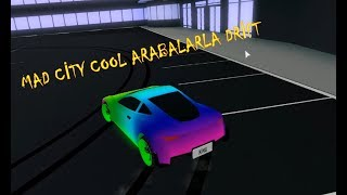 Roblox Mad City' De Drift :D