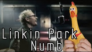 Linkin Park Numb Mr.Chicken cover.mp3