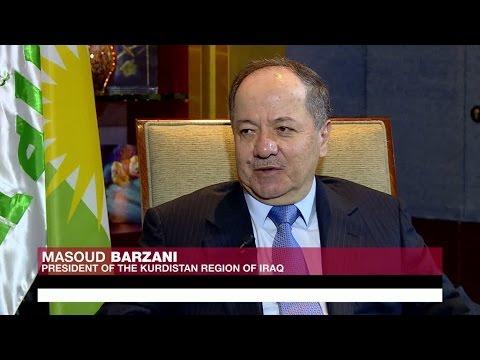Peshmerga, Iraqi forces agree on Mosul plan, Kurdish leader tells FRANCE 24