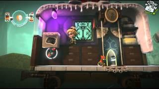 ПОЕХАВШИЙ ПОЕЗДЕЦ (LittleBigPlanet 2)