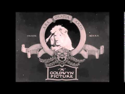 Goldwyn Pictures Logo 1916-1923