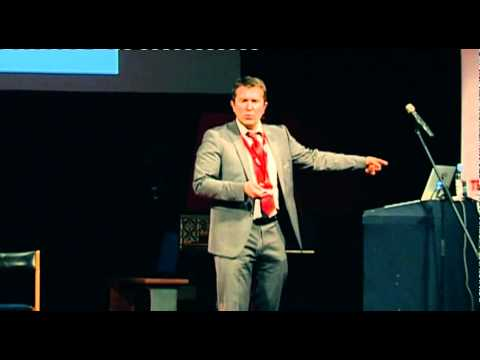 TEDxMaribor - Matej Tušak - Vrhunski športnik, posebnež