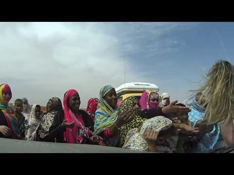 TVD-Dakar; Day #10, Trip: Mauritania, Lac Rkiz, Rosso, Diama Dam, Senegal Border, Saint-Louis