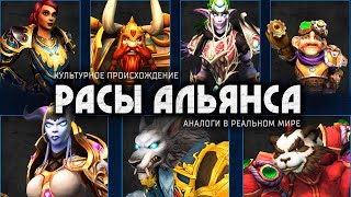 Расы World of Warcraft в нашем мире | Исторические аналоги