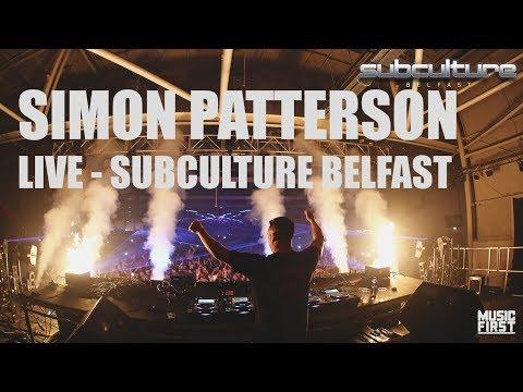Simon Patterson - Subculture, Belfast - Live Set Multi Cam
