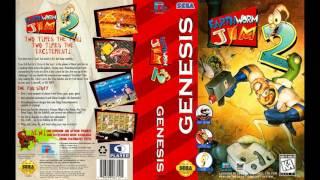 [SEGA Genesis Music] Earthworm Jim 2 - Full Original Soundtrack OST