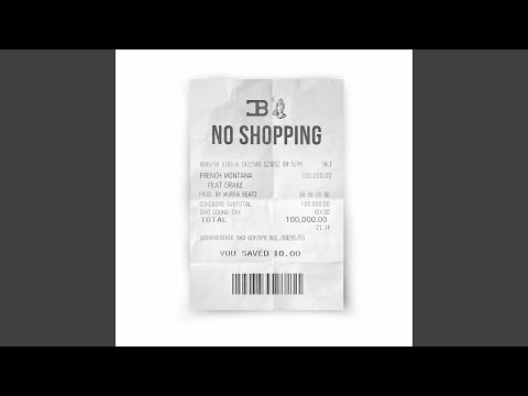 No Shopping
