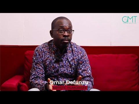 🔴 [#LeCanapéRouge] 🎥  Interview exclusive d'Omar Defunzu, face caméra sur #Gabon Media Time #GMT