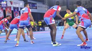 Super Kabaddi League Highlights