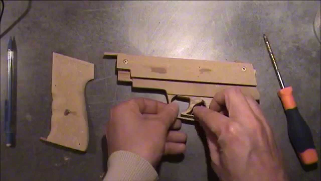 Sig sauer rubber band gun with blowback mechanism assembly and sig sauer rubber band gun with blowback mechanism assembly and shoot youtube malvernweather Image collections