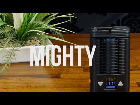 Best Portable Vaporizer 2016: Mighty Vaporizer Review