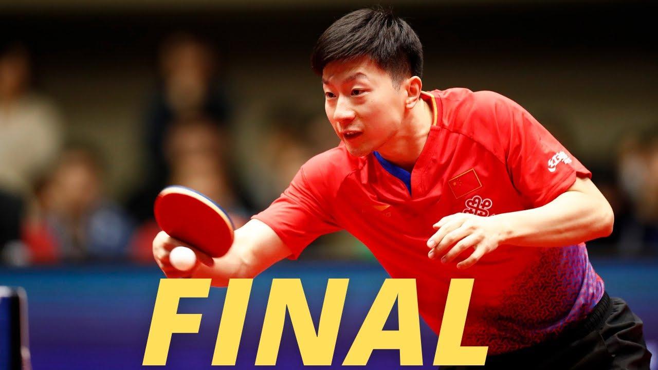 Download Ma Long vs Zhou Qihao | MT-FINAL | 2021 China National Games