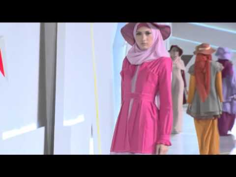 Indonesia Fashion Week 2015 Hazna Hijab