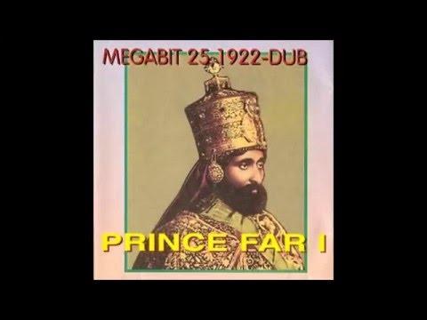 PRINCE FAR I -  GEBBI  (MEGABIT 25, 1922 -  DUB)