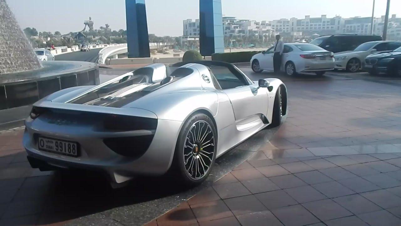 Supercar In Dubai Spyder Aventador Corvette