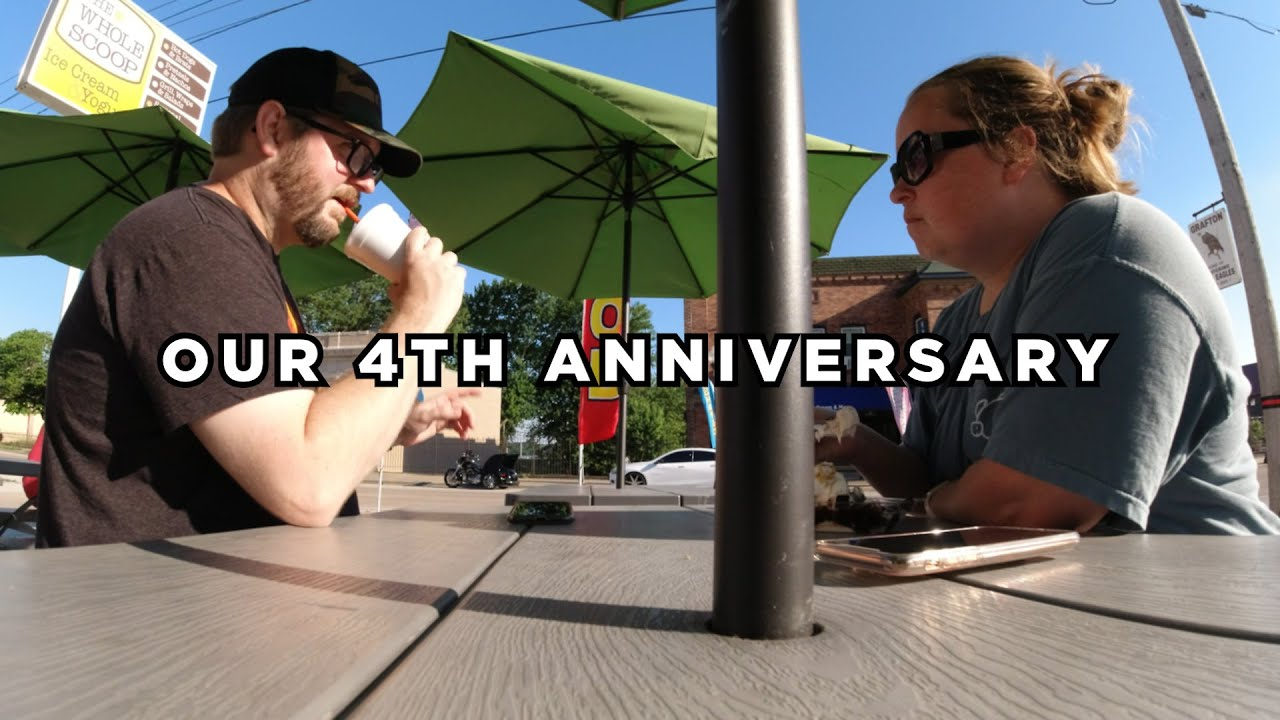 Our 4th Anniversary | DJI Osmo Action, DJI Mavic Air, Canon EOS RP