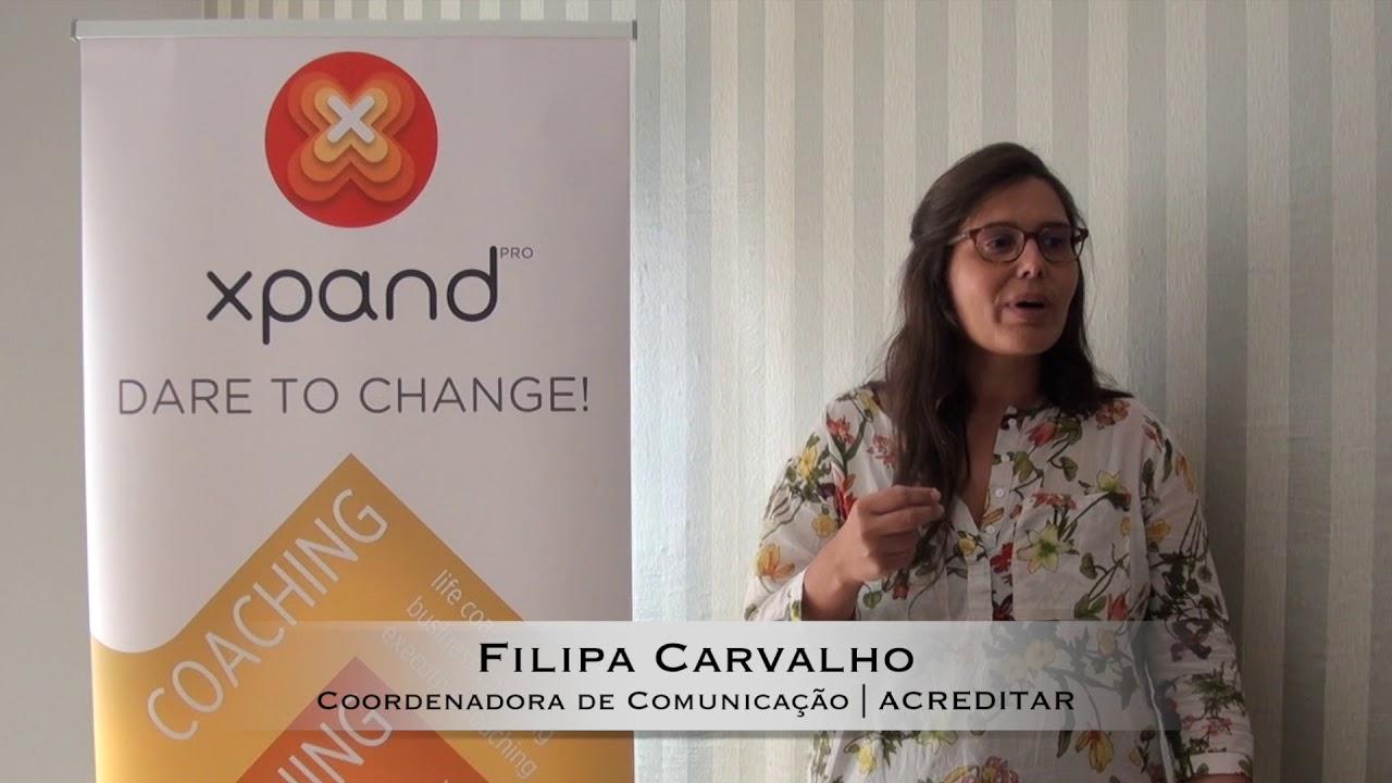 Testemunho Filipa Carvalho