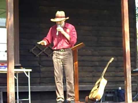 Keith Lethbridge (Cobber) Australian Bush Poet - Election Speech