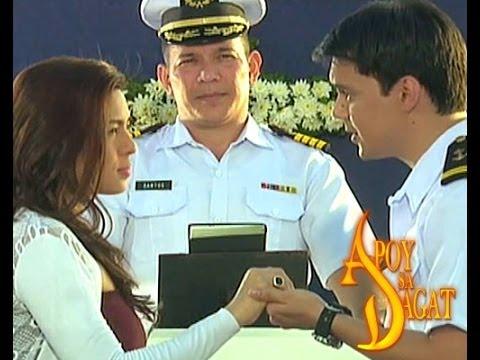 APOY SA DAGAT : Alberto and Odessa Wedding