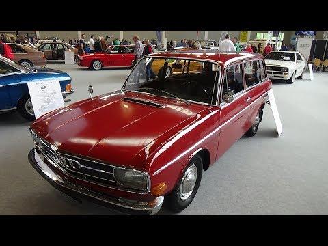 1966 - 1972 Audi 80 Variant F103 - Klassikwelt Bodensee 2017